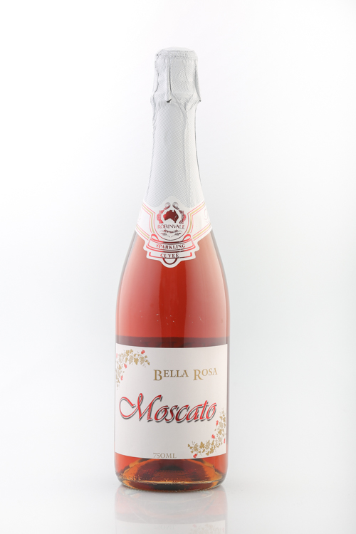 Bella Rosa Moscato Wine - Sunraysia Cellar Door - Mildura