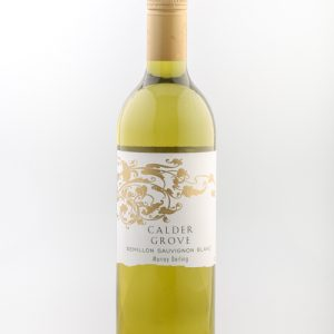 Calder Grove Semillon Sauvignon Blanc Wine - Sunraysia Cellar Door - Mildura