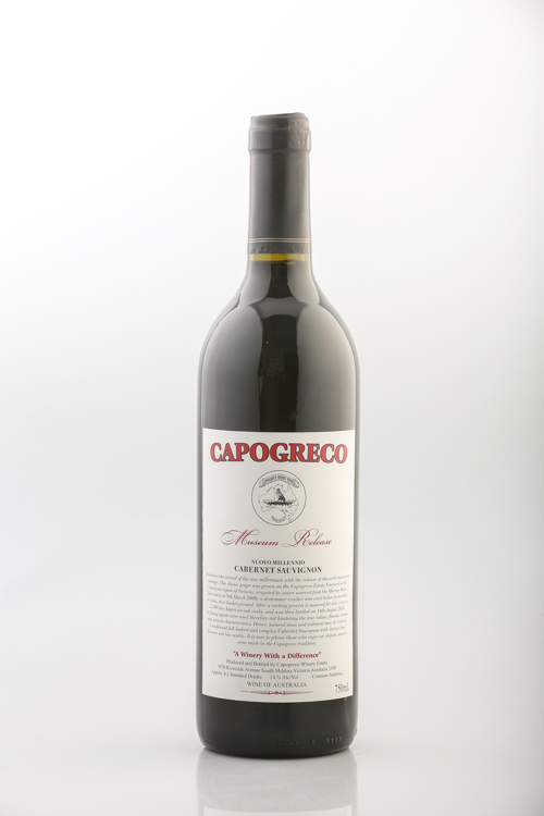 Capogreco Cabernet Sauvignon Wine