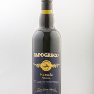 Capogreco Marsala Wine - Sunraysia Cellar Door - Mildura