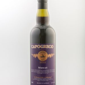Capogreco Muscat Wine - Sunraysia Cellar Door - Mildura
