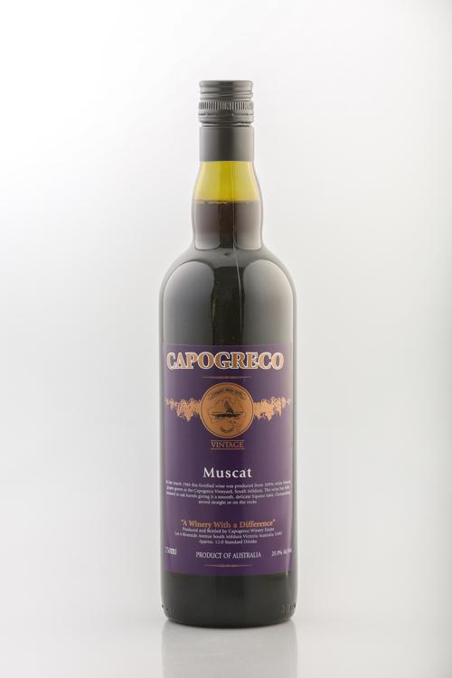 Capogreco Muscat Wine