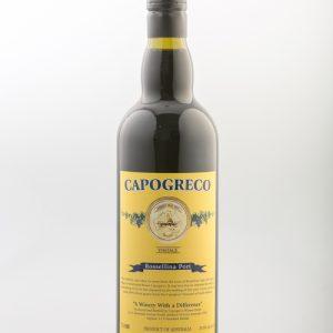 Capogreco Rossellina Port Wine - Sunraysia Cellar Door - Mildura