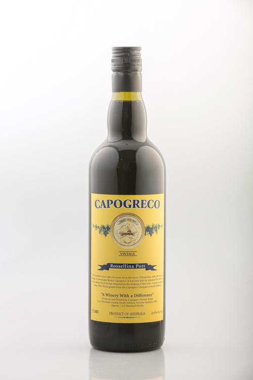 Capogreco Rossellina Port Wine
