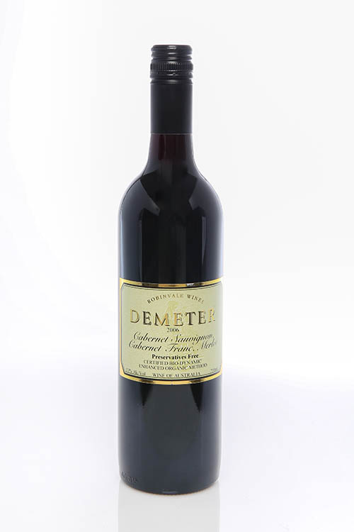 Demeter Preservative Free - Sunraysia Cellar Door