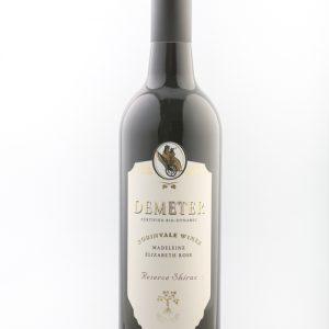 Demeter Reserve Shiraz Wine - Sunraysia Cellar Door - Mildura
