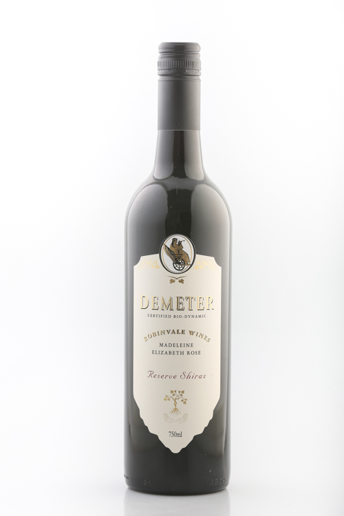 Demeter Reserve Shiraz Wine - Sunraysia Cellar Door - Mildura