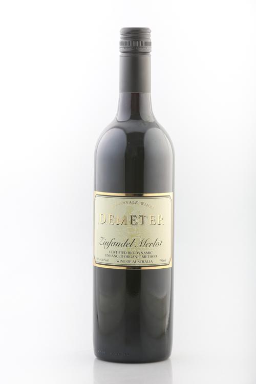 Demeter Zinfandel Merlot Wine - Sunraysia Cellar Door - Mildura