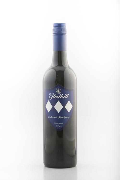 Gledhill Cabernet Sauvignon Wine - Sunraysia Cellar Door - Mildura