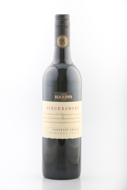 Hardys Siegersdorf Cabernet Shiraz Wine