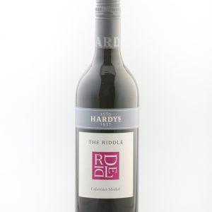 Hardys The Riddle Cabernet Merlot Wine - Sunraysia Cellar Door - Mildura