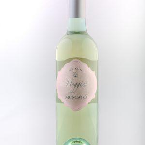 Hoggies Estate Moscato Wine - Sunraysia Cellar Door - Mildura