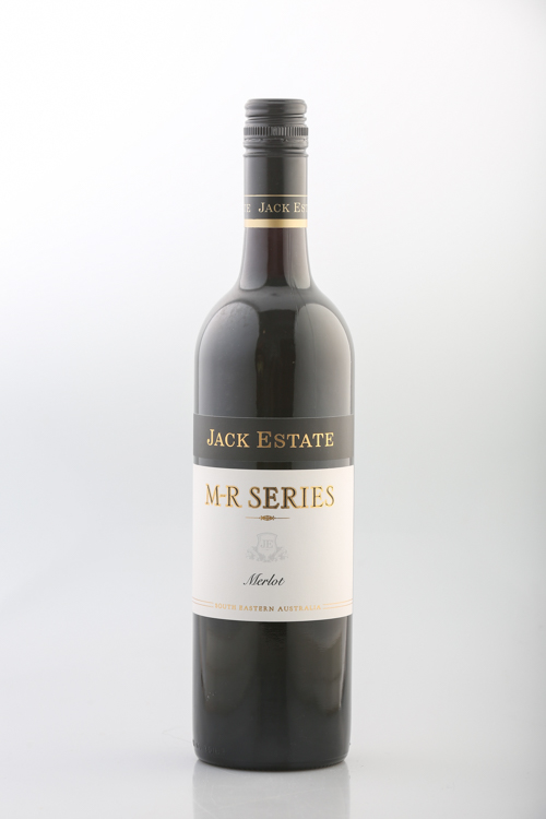 Jack Estate M-R Series Merlot Wine - Sunraysia Cellar Door - Mildura