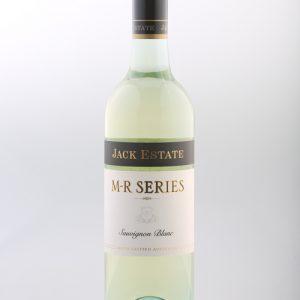 Jack Estate M-R Series Sauvignon Blanc Wine - Sunraysia Cellar Door - Mildura