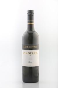 Jack Estate M-R Series Shiraz Wine - Sunraysia Cellar Door - Mildura