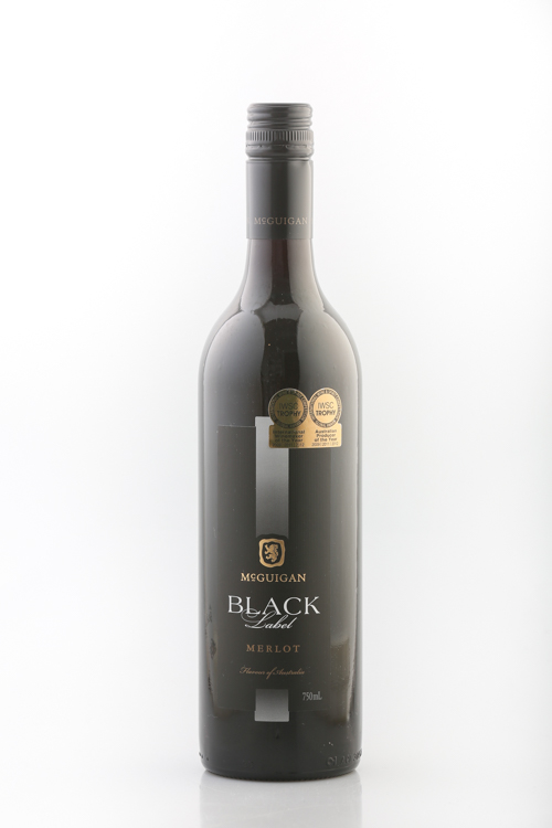 Mcguigan Black Label Merlot Wine - Sunraysia Cellar Door - Mildura