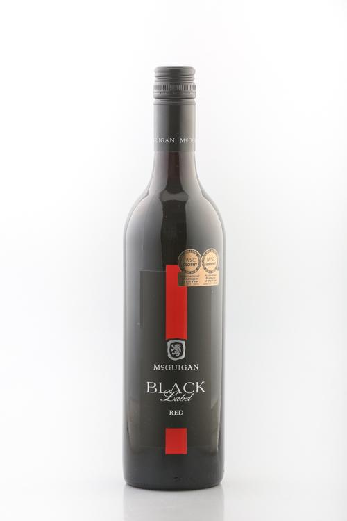Mcguigan Black Label Red Wine - Sunraysia Cellar Door - Mildura