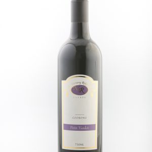 Nursery Ridge Petit Verdot Wine - Sunraysia Cellar Door - Mildura