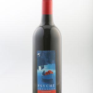 Psyche Reserve Smuggler Carmenere Wine - Sunraysia Cellar Door - Mildura