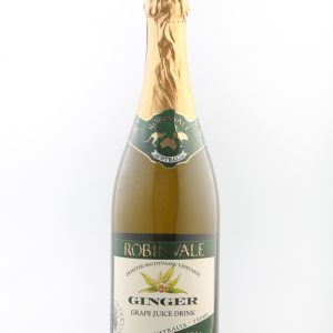 Robinvale Ginger Grape Juice - Sunraysia Cellar Door - Mildura