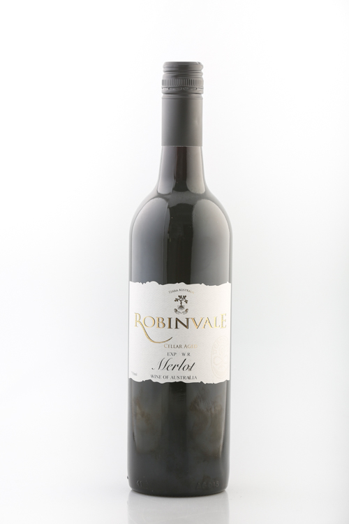 Robinvale Merlot Wine - Sunraysia Cellar Door - Mildura