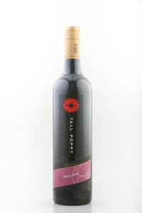 Tall Poppy Res Shiraz Wine - Sunraysia Cellar Door - Mildura