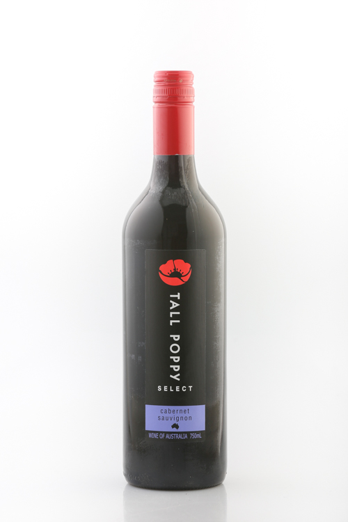 Tall Poppy Select Cabernet Sauvignon Wine - Sunraysia Cellar Door - Mildura