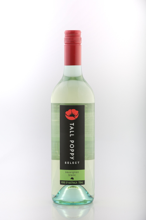 Tall Poppy Select Sauvignon Blanc Wine - Sunraysia Cellar Door - Mildura