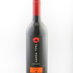 Tall Poppy Select Shiraz Wine - Sunraysia Cellar Door - Mildura