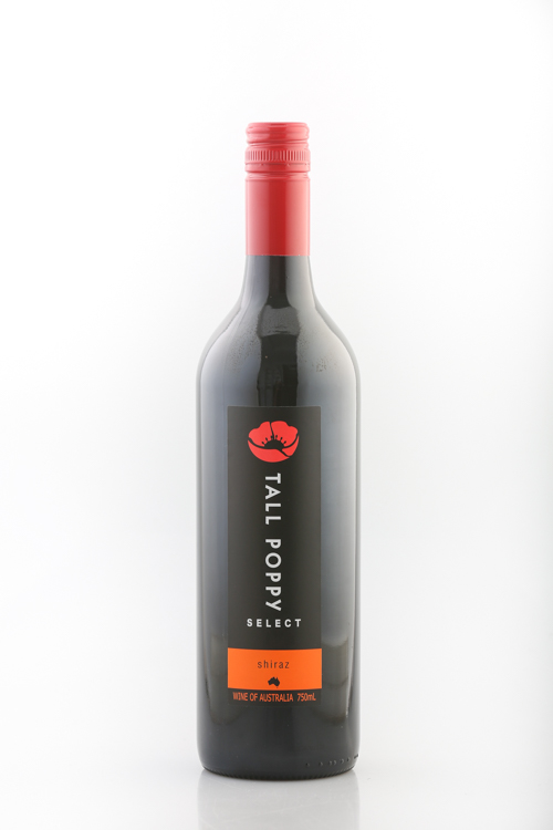 Tall Poppy Select Shiraz Wine - Sunraysia Cellar Door - Mildura
