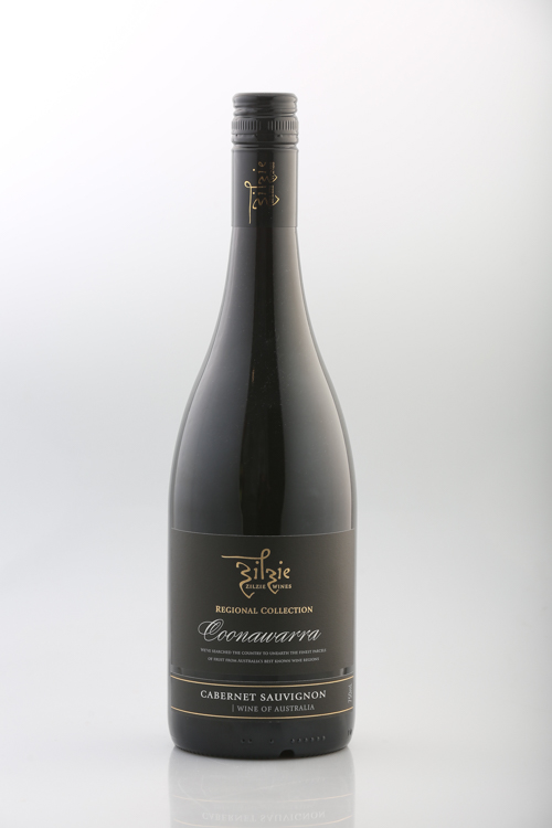 Zilzie Wines Coonawarra Cabernet Sauvignon - Sunraysia Cellar Door - Mildura