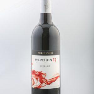 Zilzie Wines Selection 23 Merlot - Sunraysia Cellar Door - Mildura