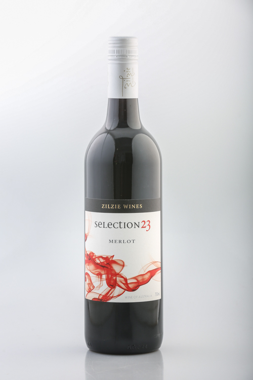 Zilzie Wines Selection 23 Merlot