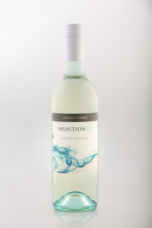 Zilzie Wines Selection 23 Pinot Grigio - Sunraysia Cellar Door - Mildura