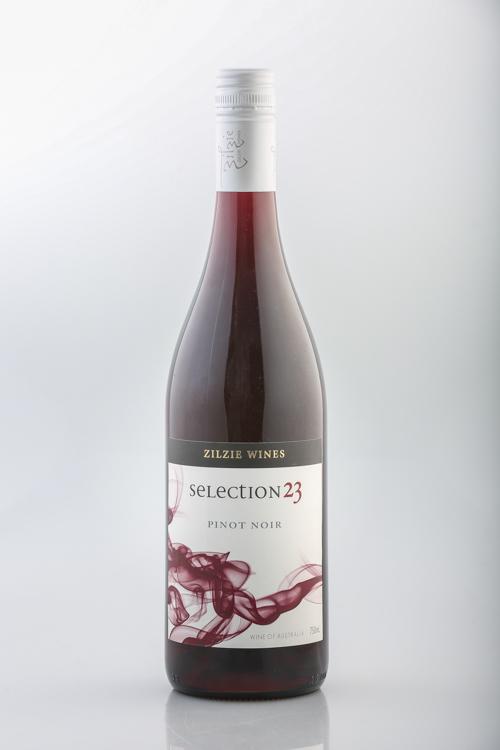 Zilzie Wines Selection 23 Pinot Noir
