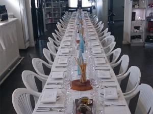 Long Lunch Function - Sunraysia Cellar Door Mildura