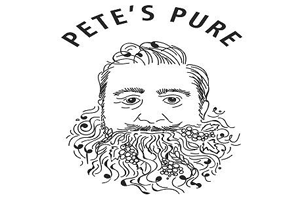 Pete's Pure Logo