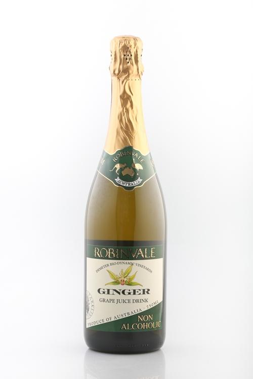Robinvale Organic Sparkling Ginger