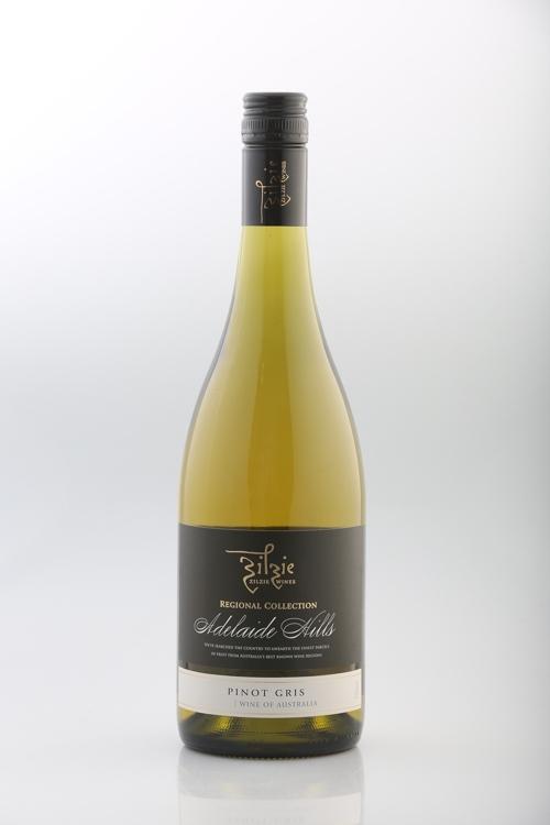 Zilzie Regional Collection Adelaide Hills Pinot Gris